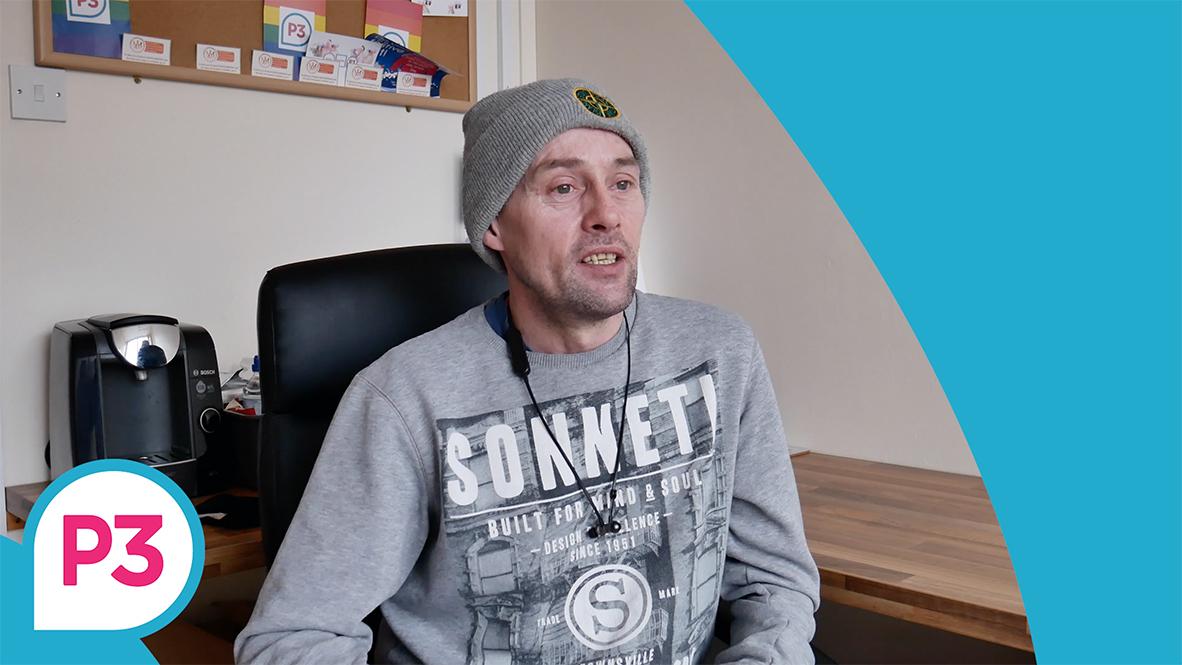 P3 Navigator Wolverhampton with Alternative Giving CIO – Neil's story